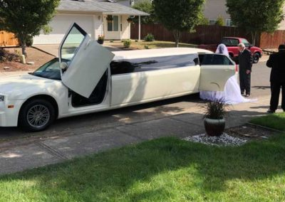 limo church service